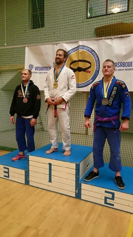 Martin Janson svensk mästare 2015